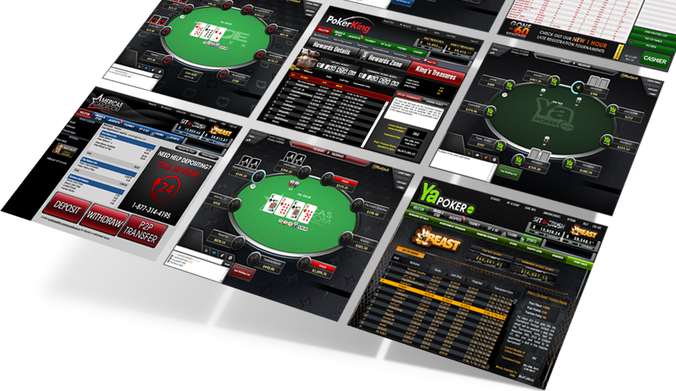 We develop innovative gaming software you can bet on!
